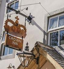 Sign Crown Inn
